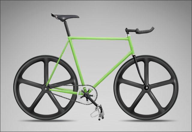 Perbedaan Sepeda Road Bike dengan Fixie | Rizkyzakaria